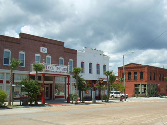 Apalachicola buildings