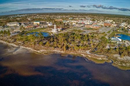 Towns near Cape San Blas