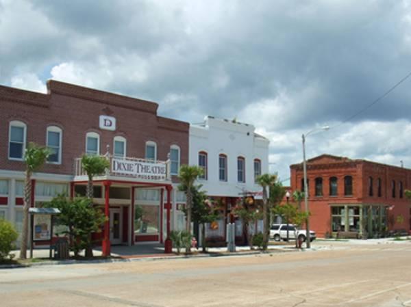 Apalachicola buildings